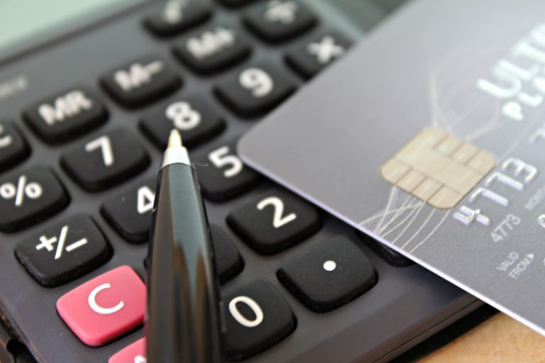 Pay Your Taxes With A Credit Card